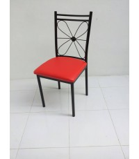 เก้าอี้อาหาร โครงเหล็กรุ่น แมรี่แลนด์