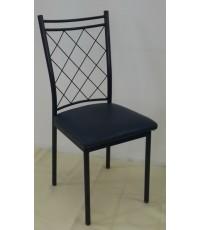 เก้าอี้อาหารโครงเหล็ก รุ่น จาไมก้า