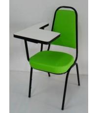 เก้าอี้จัดเลี้ยงแล๊คเขอร์ โครงพ่นสีดำ  เหล็กหนา 1.2 มิล