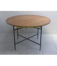 โต๊ะจีน โต๊ะงานเลี้ยง โต๊ะไม้อัด โต๊ะพับ ราคาถูก