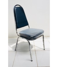 เก้าอี้จัดเลี้ยง ขาธรรมดา ชุบเงา