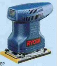 ขัดกระดาษทราย (sander) ryobi /s-550
