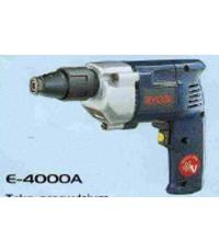 ไขควงไฟฟ้า (impact drivers/screwdirvers) ryobi/e-4000a