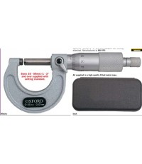 ไมโครมิเตอร์ Enamelled Frame External Micrometers/OXD-335