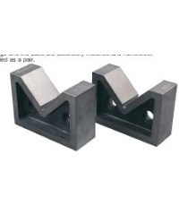 Steel vee blocks 75x33x60mm. /OXD-370