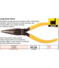 คีมปากแหลม long nose pliers/YMT-558