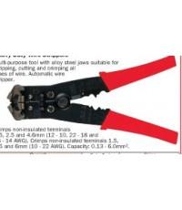 คีมหนีบสาย heavy duty wire strippers/KEN-558