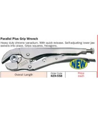 คีมล็อค parallel plus grip wrench/KEN-558