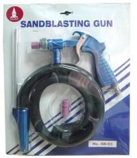 ปืนพ่นทราย SB-03 sandblasting gun/OKU-145