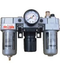 ชุดกรองลม air combination set AC 3000,4000 Auto drain/OKU-171