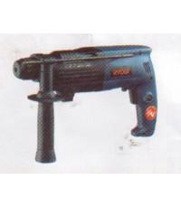 สว่านโรตารี่ สามระบบ rotary hammer RYOBI ED263VR