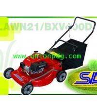 รถเข็นตัดหญ้า LAWN 21นิ้ว มีถุงเก็บหญ้า / HONDA GXV160