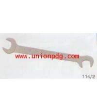 ปากตายจิ๋ว  Small double open ended wrenches ELECTRIC UNIOR/114