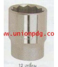 ลูกบ๊อกซ์ ขนาด 1/2 นิ้ว Socket wrench UNIOR/190
