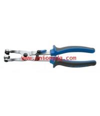 คีมถ่างเหล็กรัดท่อ Spring clip pliers UNIOR/2077