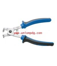 คีมหนีบเหล็กรัดท่อ แบบคลิ้ก Clic collar pliers UNIOR/2080