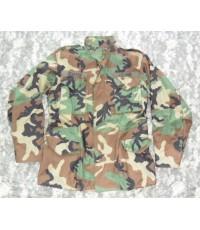 Jacket M65 Pattern Woodland