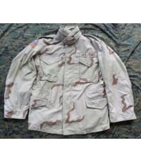 Jacket M65 Pattern 3 Color Desert