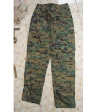 Trousers USMC Digital Woodland Marpat