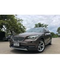 2013 BMW X1 2.0D (E84) minor change