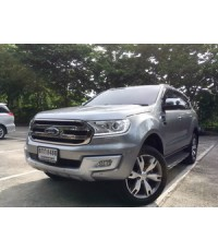 2017 FORD EVEREST 2.2 AUTO TITANIUM PLUS(PANORAMIC SUNROOF)