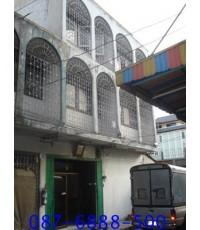 อาคารพาณิชย์ 3 ชั้น 2 ห้องติดกัน 31 ตารางวา ถนนเพชรเกษม 7 กรุงเทพ
