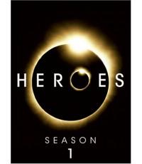 Heroes: Season 1-2/ฮีโร่ ปี 1-2 DVD 10 แผ่น (เสียง2ภาษา)