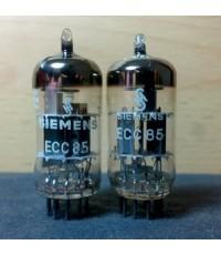 ECC85 / 6BQ8  SIEMENS HALSKE TUBES  ราคา / หลอด