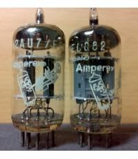 12AU7 / ECC82 Amperex Bugle Boy ราคา / หลอด