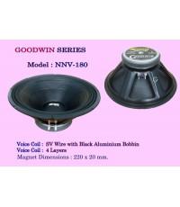 ดอกลำโพง 18 นิ้ว 1000W NANOVA Goodwin Series NNV-180