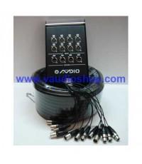 สายมัลติคอร์ AJ audio รุ่น SB-8R4-30M