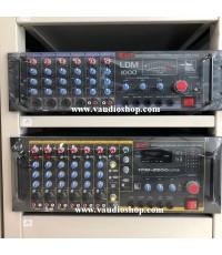 Power Mixer NPE TPM-2500MP3 (Bluetooth,USB/SD, MP3, ช่องโทรศัพท์)