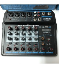 Mini Mixer มินิมิกเซอร์ My NPE รุ่น MU-6BT (USB,Bluetooth)