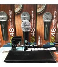 ไมโครโฟน SHURE PGA48-LC ของแท้ มหาจักร