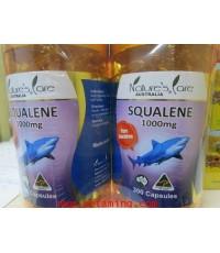 Nature\'s Care Shark Squalene น้ำมันตับปลาฉลามน้ำลึกราคาถูกที่สุด
