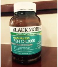 Blackmores Odourless Fish Oil 1000 mg (400 เม็ด)ราคาส่ง