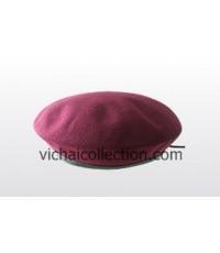 หมวกไบเล่ย์สีแดงเลือดหมู