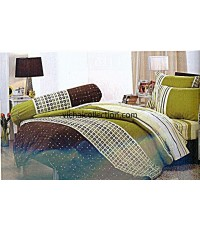 """ชุดเครื่องนอน ครบชุด ทิวลิป CR032 เตียงเดี่ยว 3.5' x 6.5' x 8"""""""