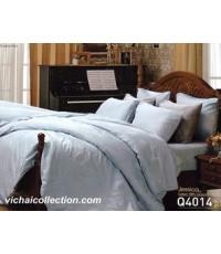 """ชุดเครื่องนอน ครบชุด เจสสิก้า(Cotton 100) Q4014 เตียงเดี่ยว 3.5' x 6.5' x 8"""""""