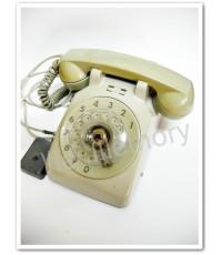 โทรศัพท์รุ่นเก่า แบบหมุน