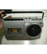 วิทยุเทป sanyo รุ่นใช้เทปกับวิทยุ