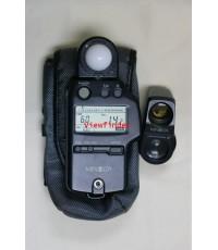 เครื่องวัดแสง Minolta Auto Meter IVf + Minolta Viewfinder