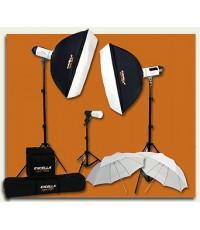 EXCELLA STUDIO LIGHT Neo D-3 Kit