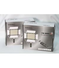 YONGNUO YN-300 II, YN300 II, ไฟต่อเนื่อง LED VIDEO LIGHT 2280 LM