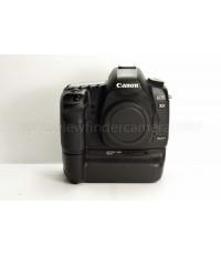 (ขายแล้ว)Canon EOS-5D Mark IIไม่มีกล่อง สภาพดี ที่ชาร์ตแท้ พร้อมกริปแท้(bg-e6) ชัตเตอร์6x,xxx