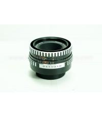 Carl zeiss jena ddr tessar 50mm f2.8 เม๊าท์ M42(สินค้ามือสอง) ไม่มีกล่อง สภาพดี มีประกันหลังการขาย