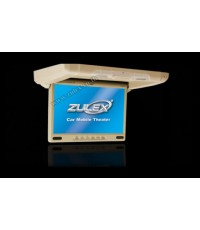 Zulex ZR-B102   เครื่องเสียงติดรถยนต์ จอติดเพดาน LED ขนาด 10.2 นิ้ว 1.15 ล้านพิกเซล จอภาพ wide scree