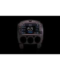 Zulex PR-MZ2-2 (Mazda 2)    เครื่องเสียงติดรถยนต์ ALL IN ONE ใน Mazda 2 ติดตั้งโดยไม่ต้องตัดต่อสายไฟ