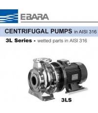 ปั๊มน้ำเอบาร่า EBARA รุ่น : 40-160/3.0