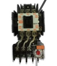 HITACHI Magnetic Contactor With OVerload Relay Model : HS10-T